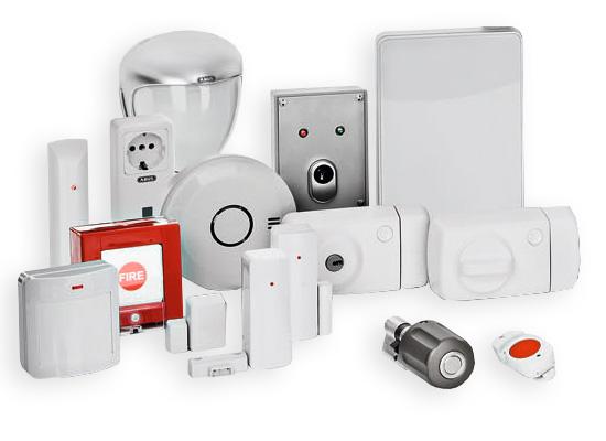 ABUS Alarmanlagen - Videoüberwachungssysteme
